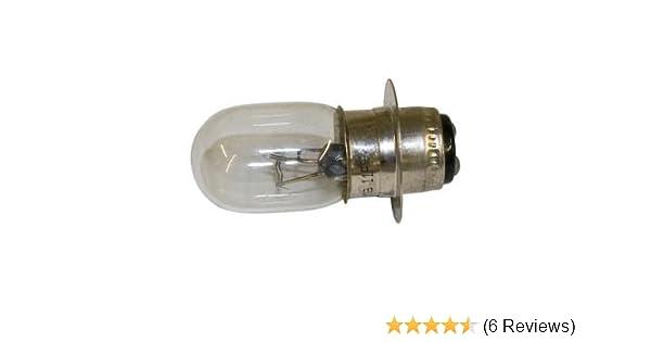Yamaha Rhino Headlights 450 660 700 LED Bulbs Super White 100w CLEAR
