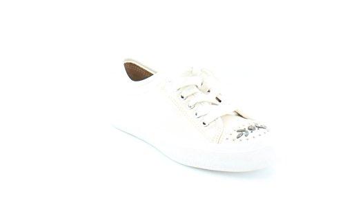 Coach Elle Women's Fashion Sneakers chalk/chalk Size 5.5 M