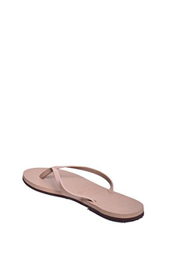 Pictures of Havaianas Women's You Metallic Flip Flops 4135102 Gold 5