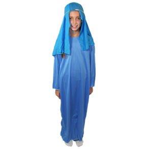 Sale Kids Light Blue Nativity Gown (s) ()