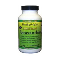 Healthy Origins Astaxathin 4 Mg 150 Sgel by Healthy Origins (Image #1)