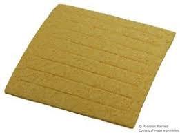 Weller TC205 Soldering Sponge for PH Stands, Pack of 10