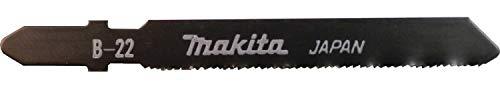 Makita 792473-8 3-Inch 24-TPI T Shank Jig Saw Blade 5-Pack