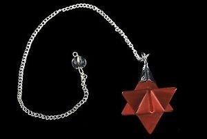 CRYSTALMIRACLE Beautiful Pendulum meditation protective