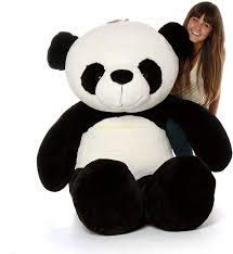 soft deal Teddy Bear Stuffed and Spongy Lovable / Huggable Gift Panda Bear 91 cm   3 Feet