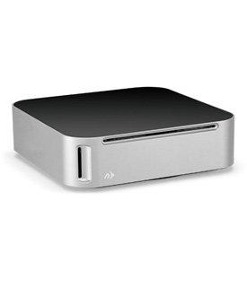 NewerTech 2.0TB miniStack MAX SSHD 64MB Cache Storage Solution w/built-in Blu-ray burner, USB hub, & SD reader Model (Owc 2tb Hard Drive)