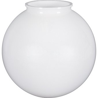 Superb 10u0026quot; Globe Acrylic Lip Neck Light Shade ...