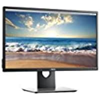 Dell P2317H 23 LED LCD Monitor - 16:9 - 6 ms - 1920 x 1080 - 16.7 Million Colors - 250 Nit - 4 000 000:1 - Full HD - HDMI - VGA - DisplayPort - USB - 38 W - Black
