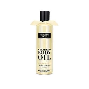 Victoria's Secret Weightless Body Oil Coconut Milk
