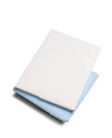 Drape Sheet 3 Ply White 40X72 - Case of 50