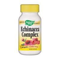 - Nature's Way Echinacea Root Complex, 100 Capsules