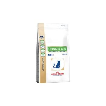 Royal Canin Veterinary Diet Urinary SO Moderate Calorie Dry Cat Food 3.3-lb bag