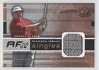 Darren Clarke (Trading Card) 2003 SP Game Used Edition - Authentic Fabrics Singles #AF-DC