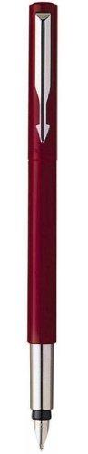 (Parker Vector Red Fountain Pen Medium Nib )
