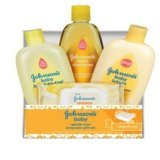 Johnson & Johnson Gentle Care Gift Set