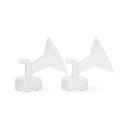 (Ameda MYA Breast Pump Replacement Flanges 30mm (2))