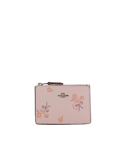 Pink Leather Coach Wallet Women's 29872svnix qSCxwBY