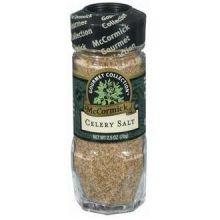 Mccormick Gourmet Celery Salt, 2.5 Ounce -- 36 per case. by McCormick