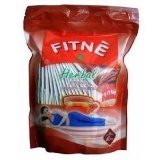 New Fitne Thai New Herbal Slimming Original Instant Tea 40 Tea Bags.,