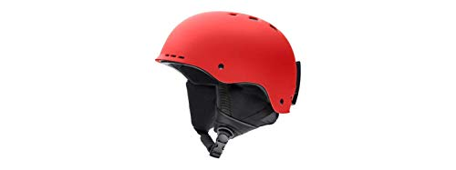 Smith Optics Holt Adult Ski Snowmobile Helmet - Matte Rise/Medium