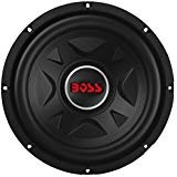 Boss Audio Systems Elite BE10D 10 Inch Car Subwoofer - 800 Watts Maximum Power, Dual 4 Ohm Voice - 10 Subwoofer 800w Car