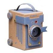 【日本限定モデル】 ブルーViddyピンホールカメラキット B01MYF296T B01MYF296T, シルバーカーと車椅子の店YUA:adc52ae5 --- a0267596.xsph.ru