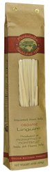 Montebello Organic Linguine Italian Macaroni 16 Ounce (Pack of 12)