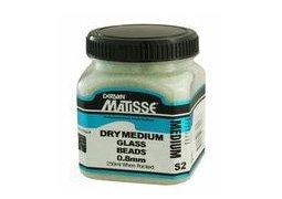 Matisse Mix-In (Dry Medium) Glass Beads 0.8mm 250 ml Jar
