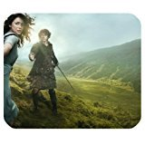 """Outlander Tv Series Mousepad Personalized Custom Mouse Pad Oblong Shaped In 9.84""""X7.87"""" Gaming Mouse Pad/Mat"""