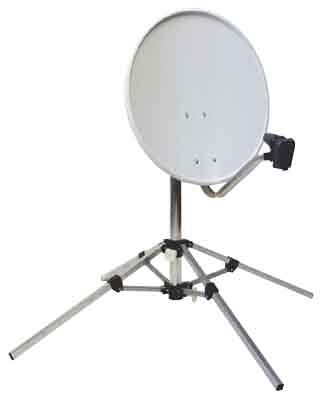 Telestar Satelliten-Stativ für Offsetspiegel