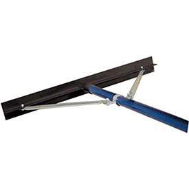 Bon 22-246 36-Inch Smooth Asphalt Lute Rake with 8-Foot Handle