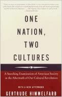 Book One Nation, Two Cultures