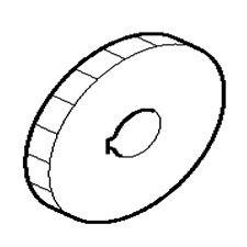 Makita 221979-4 Spur Gear 52
