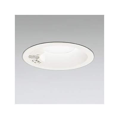 LEDダウンライト SB形 φ125 白熱灯100W形 拡散配光 非調光 人感センサ付 本体色:オフホワイト形 5000K B07S1RH1QQ