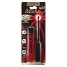 LOreal Telescopic Explosion Mascara Blackest