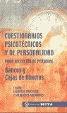 Cuestionarios Psicotecnicos Y De Personalidad Para Seleccion De Person