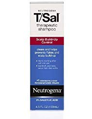 Shampoo Neutrogena® T/Sal® 4.5 oz. Fragrance Free Bottle