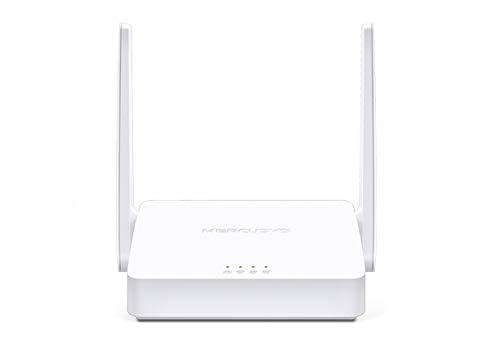 Mercusys N300 Wireless WiFi Router MW302R   Two 5dBi Antennas   300Mbps Wi-Fi Speed   IPv6 Compatible   Parental Control   Multi-Mode