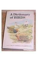 A Dictionary of Birds by Brand: Buteo Books