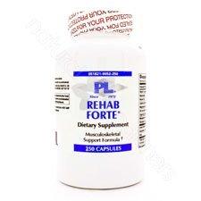 (Progressive Labs - Rehab Forte 250 Capsules)