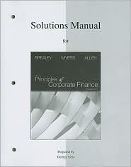 amazon com solutions manual to accompany principles of corporate rh amazon com solutions manual fundamentals of corporate finance 10th edition ross westerfield and jordan corporate finance 10th edition ross solutions manual