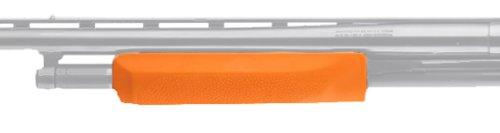 Hogue Stock Mossberg 500 Less Lethal orange O.M. Shotgun Stock with Forend, 12-Inch - Grip Pistol Stocks Shotgun