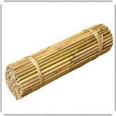 6ft Bamboo Canes 14-16mm EXTRA THICK - Pack of 50 (a1506)