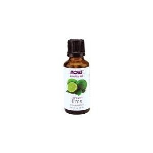 Foods Lime Oil - NOW Solutions Lime Essential Oil, 1-Ounce (2 pack)