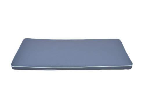 3 plazas o cama de matrimonio (1, 4 m/140, 21 cm) banco de ...