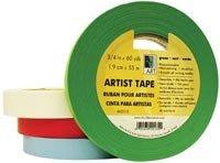 Tape Artist Green 3/4inx60yd