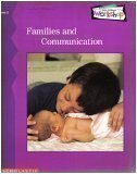img - for Families And Communication: K Theme 2 (Teacher's Planner) book / textbook / text book