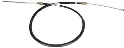 ACDelco 15239166 GM Original Equipment Rear Parking Brake Cable Assembly