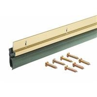 Brass Door Sweep - M-D Building Products 05702 36