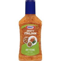 Kraft Zesty Italian Salad Dressing 16 oz